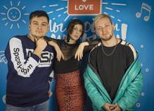MARUV и Красавцы Love Radio