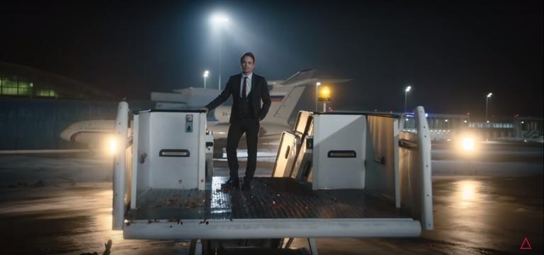Кадр из клипа «Быть одной»