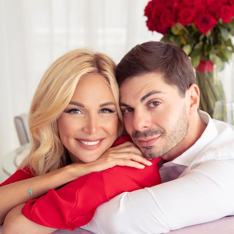 Виктория Лопырева и Игорь Булатов