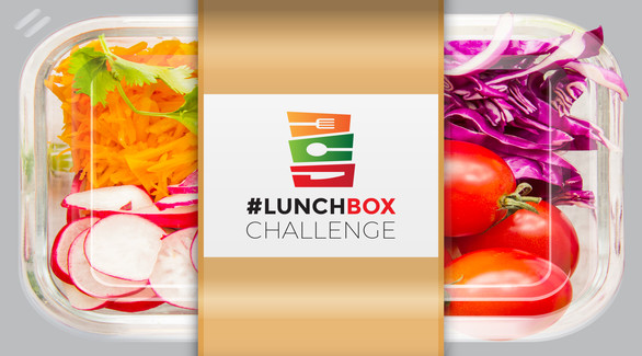 LUNCHBOX CHALLENGE: готовь lunch и получай призы