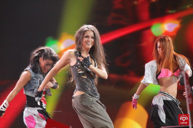 Нюша на Big Love Show-2012