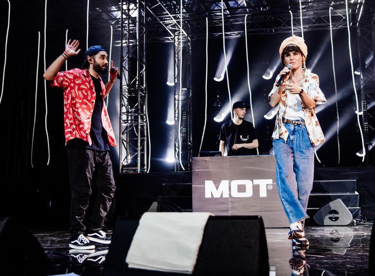 Мот и Zivert