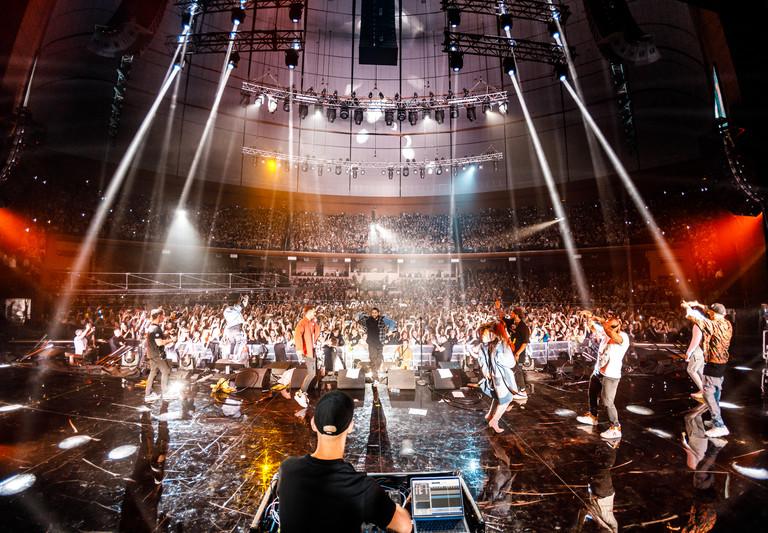 Концерт Мота