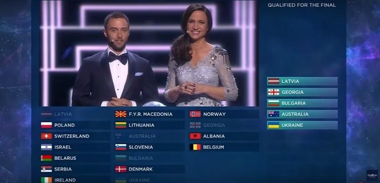 «Евровидение-2016»