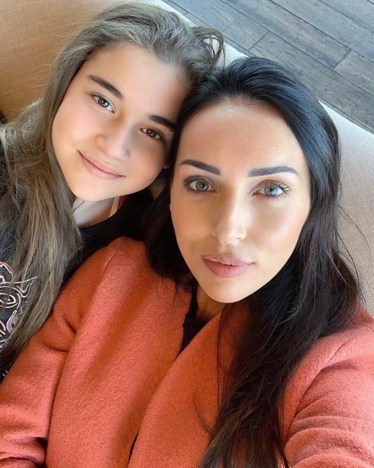 Микелла Абрамова и Алсу