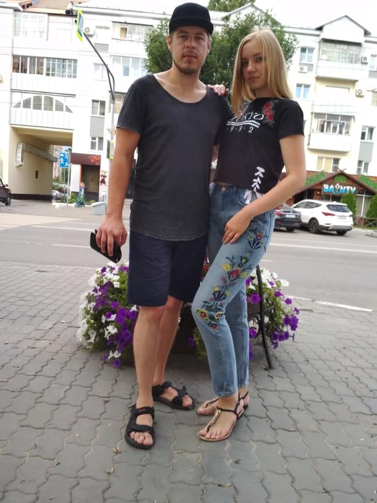Константин и Анастасия из Липецка