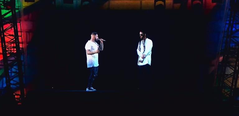 Тимати на шоу «ПЕСНИ»