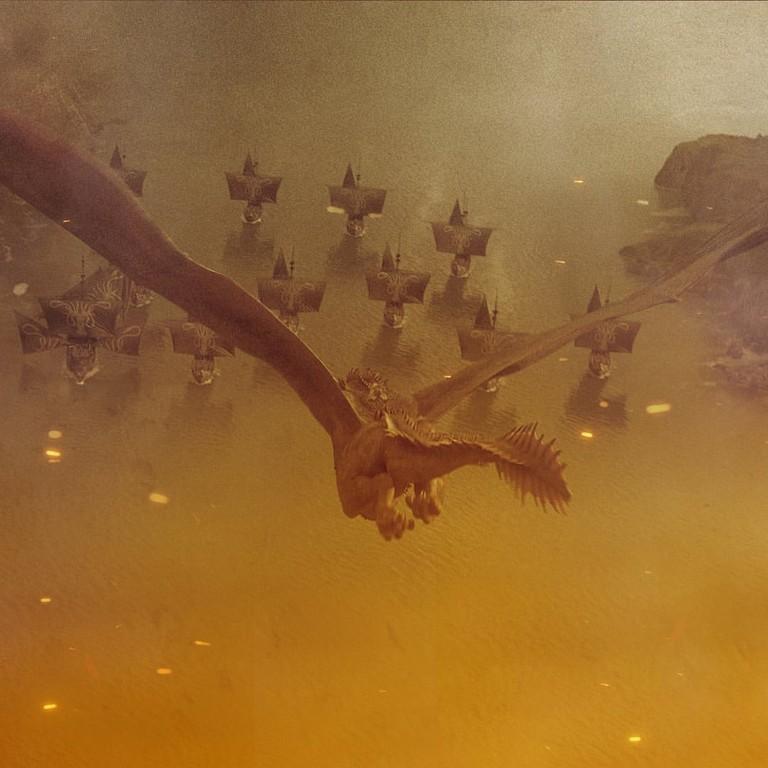 Кадр из «Игры Престолов»