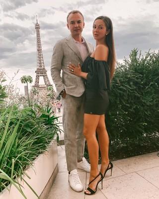 Нюша с супругом Игорем Сивовым