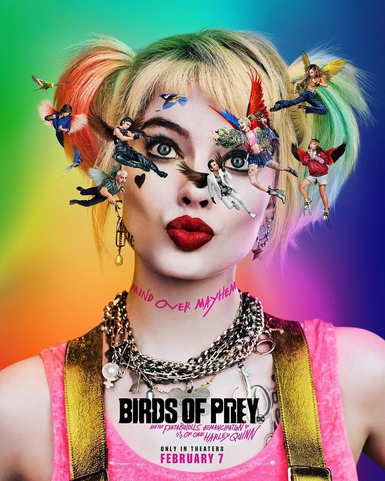 Постер фильма «Хищные птицы»
