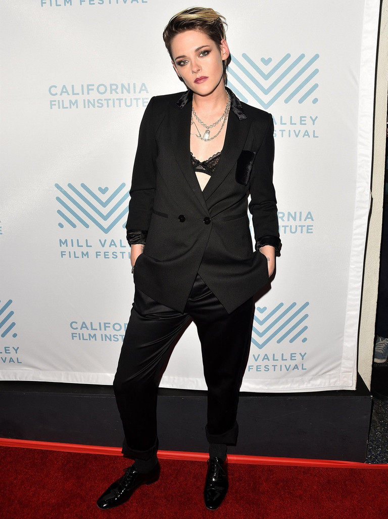 Кристен Стюарт на премьере в Калифорнии