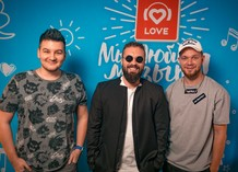 Burito и Красавцы Love Radio