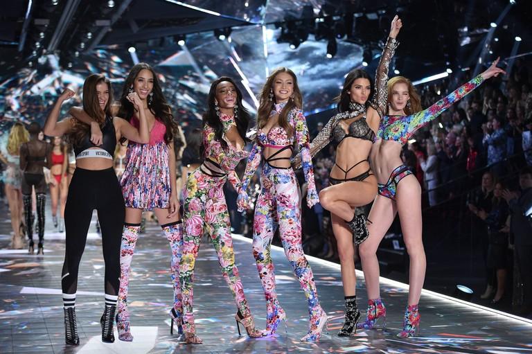 Последнее шоу Victoria's Secret