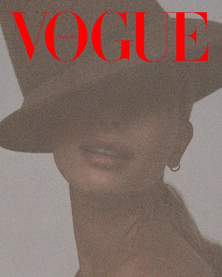 Хейли Бибер на обложке Vogue