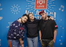 Ирина Старшенбаум в гостях у Красавцев Love Radio!