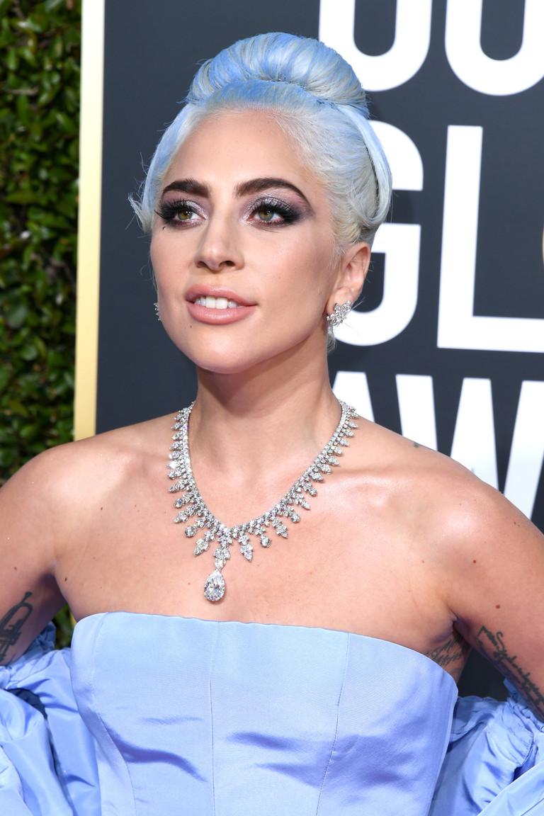 Леди Гага на премии «Золотой глобус»