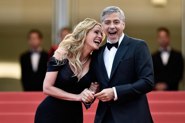 Джулия Робертс и Джордж Клуни