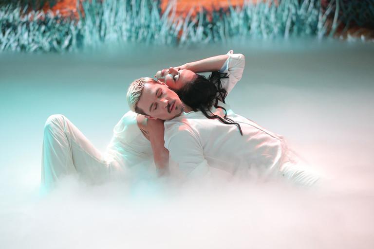 Дима Билан в мюзикле «Тысяча и одна ночь, или Территория любви»