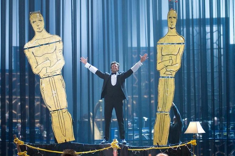 Хью Джекман на «Оскаре – 2009»