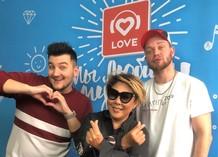Анита Цой и Красавцы Love Radio