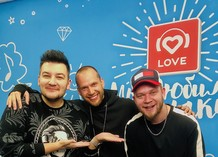 Антон Криворотов и Красавцы Love Radio