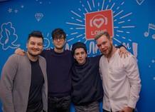 Rauf & Faik и Красавцы Love Radio