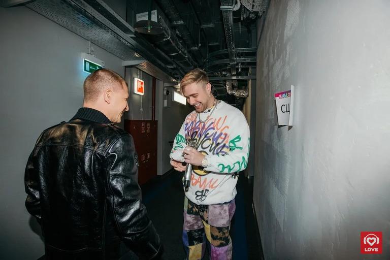 Пашу и Егор Крид