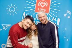 Айза Анохина и Красавцы Love Radio