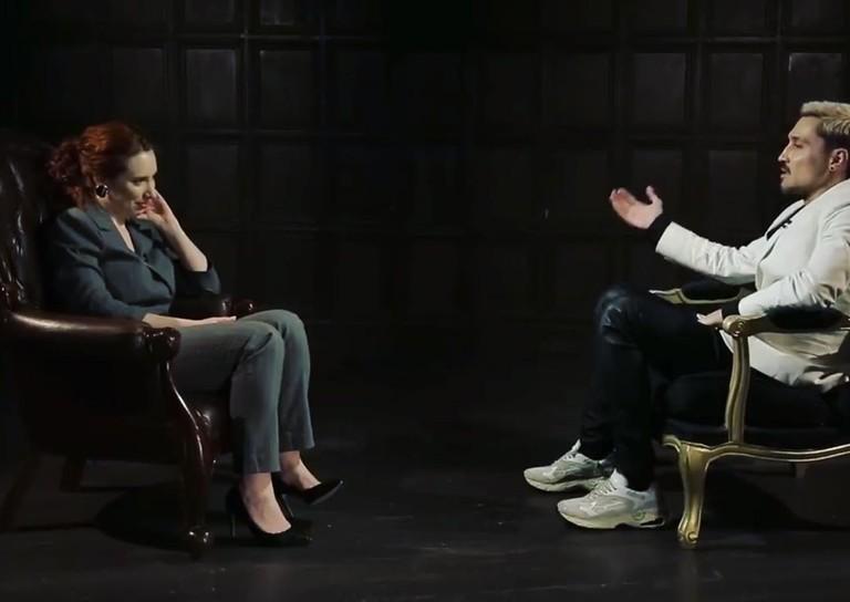 Дима Билан и Ирина Шихман