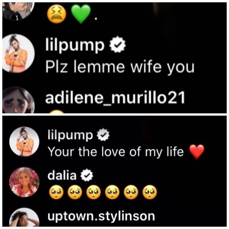 Комментарии Lil Pump