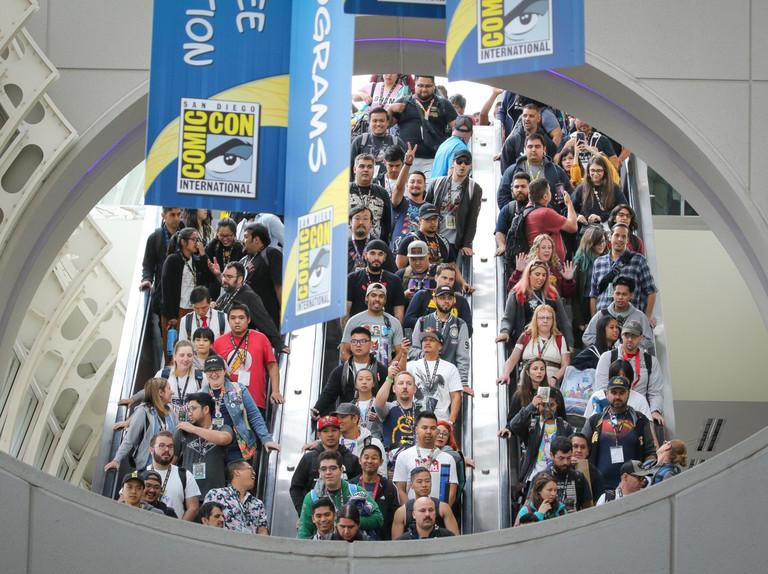 Comic-Con в Сан-Диего