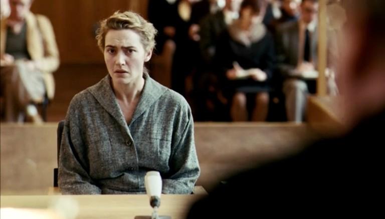 Кадр из фильма Чтец
