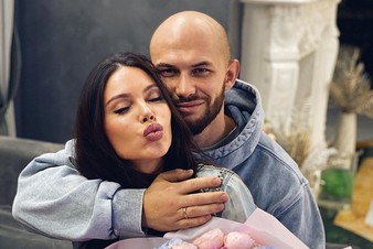 Оксана Самойлова и Джиган собираются на первое слушание по делу о разводе