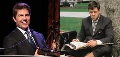 Том Круз, кадр из фильма «Игры разума»