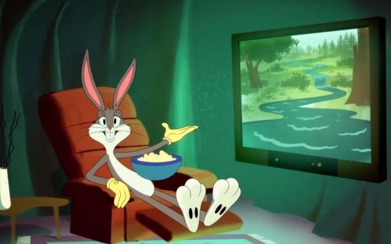 Кадр из Looney Tunes Cartoons