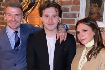Дэвид и Виктория Бекхэм подарят сыну на свадьбу дом