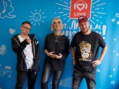 POLINA  и Красавцы Love Radio