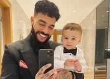 Тимати с сыном Ратмиром