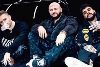 «Мы только разминались»: Егор Крид, Тимати и Джиган готовят мощный коллаб