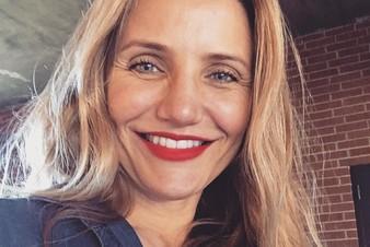 Кэмерон Диас намекнула на возобновление актерской карьеры