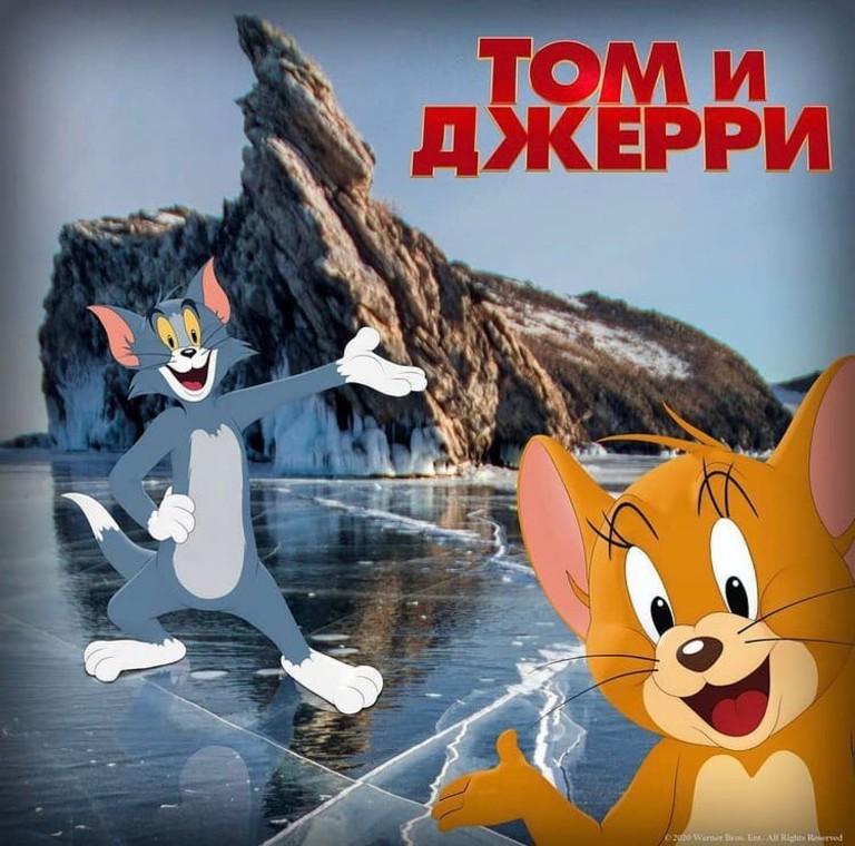 Том и Джерри возвращаются вместе с Хлоей Грейс Морец