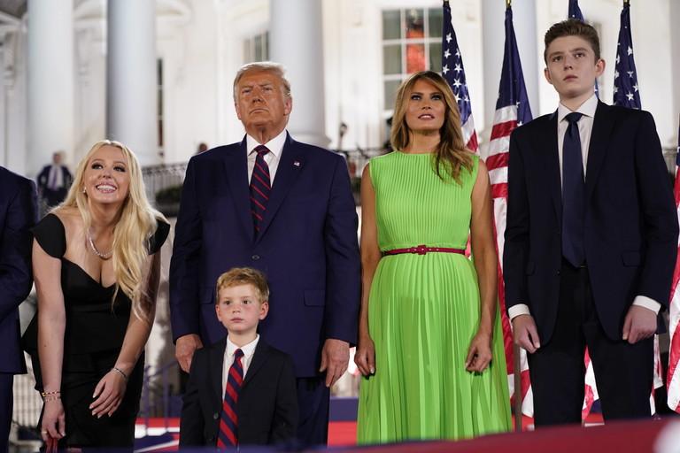 Семейство Трамп