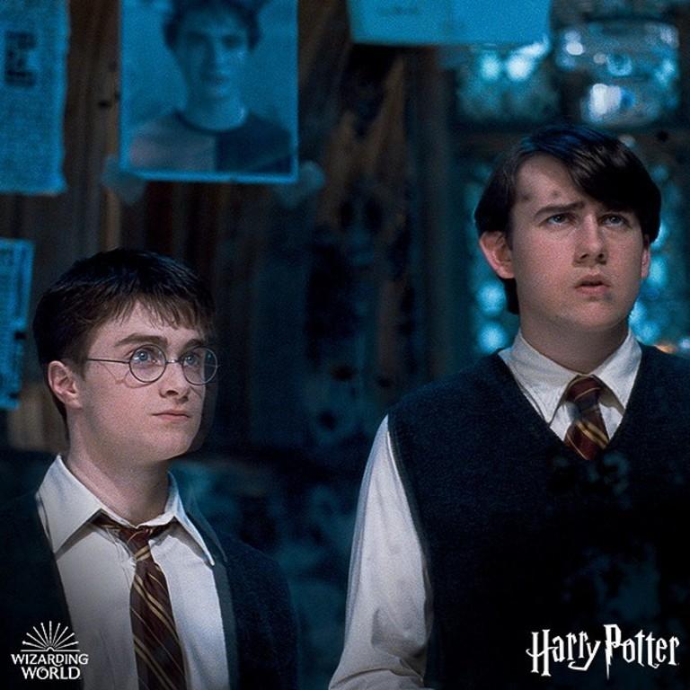 Кадр из фильма «Гарри Поттер и Орден Феникса»