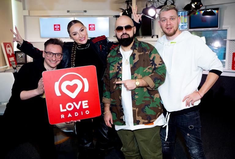 Красавцы Love Radio и Artik & Asti