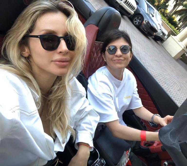 LOBODA и Нателла Крапивина