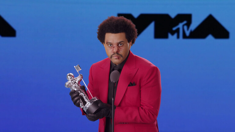 The Weeknd на MTV Video Music Awards 2020
