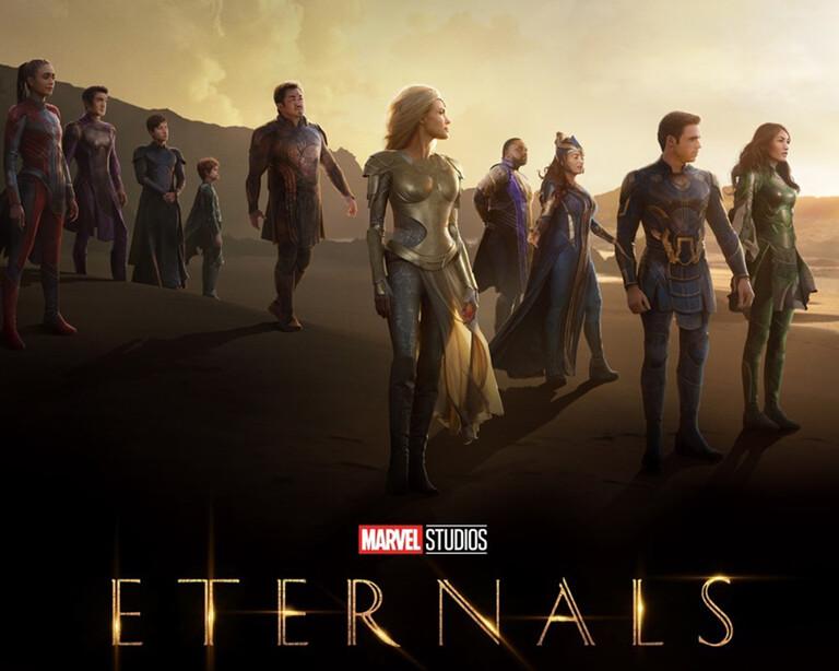 Постер фильма «Вечные»