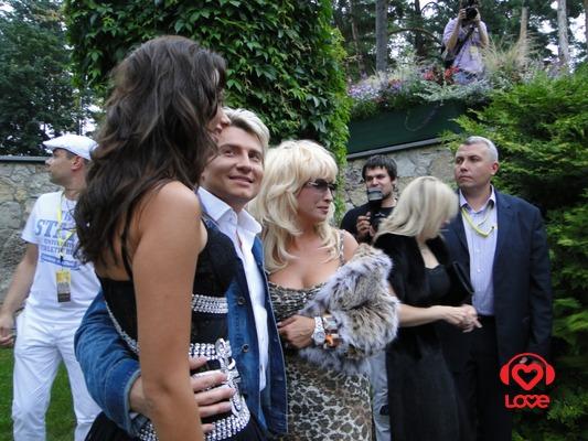 Федорова, Басков, Аллегрова