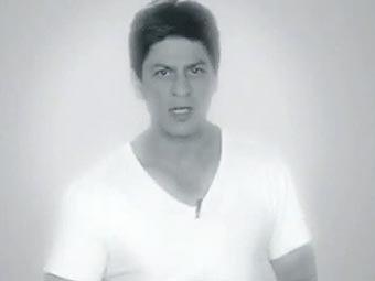 Фрагмент клипа на посвященную Джексону песню