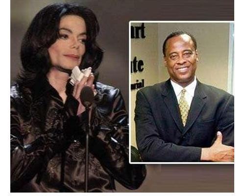 Майкл Джексон и врач